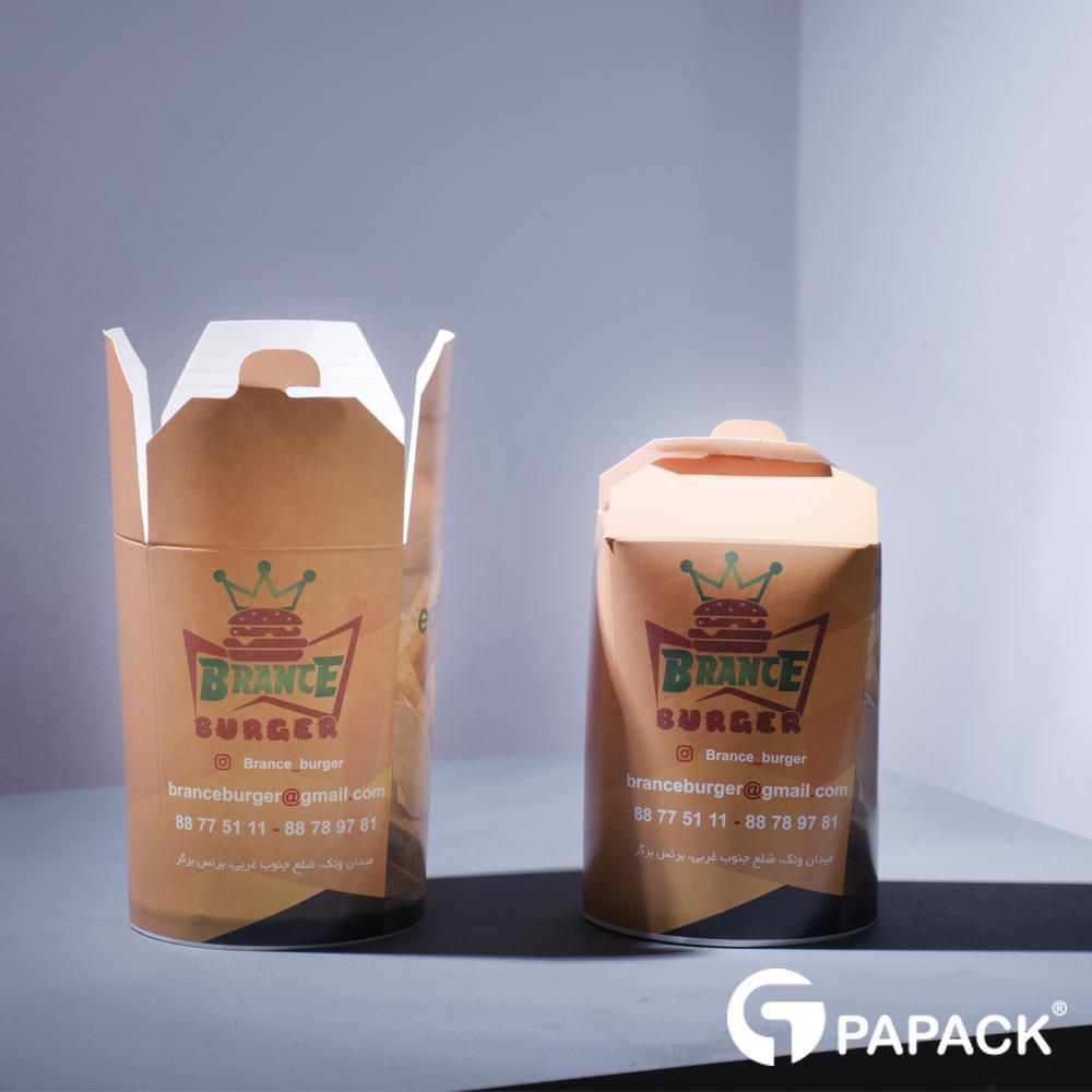 بسته بندی غذاها