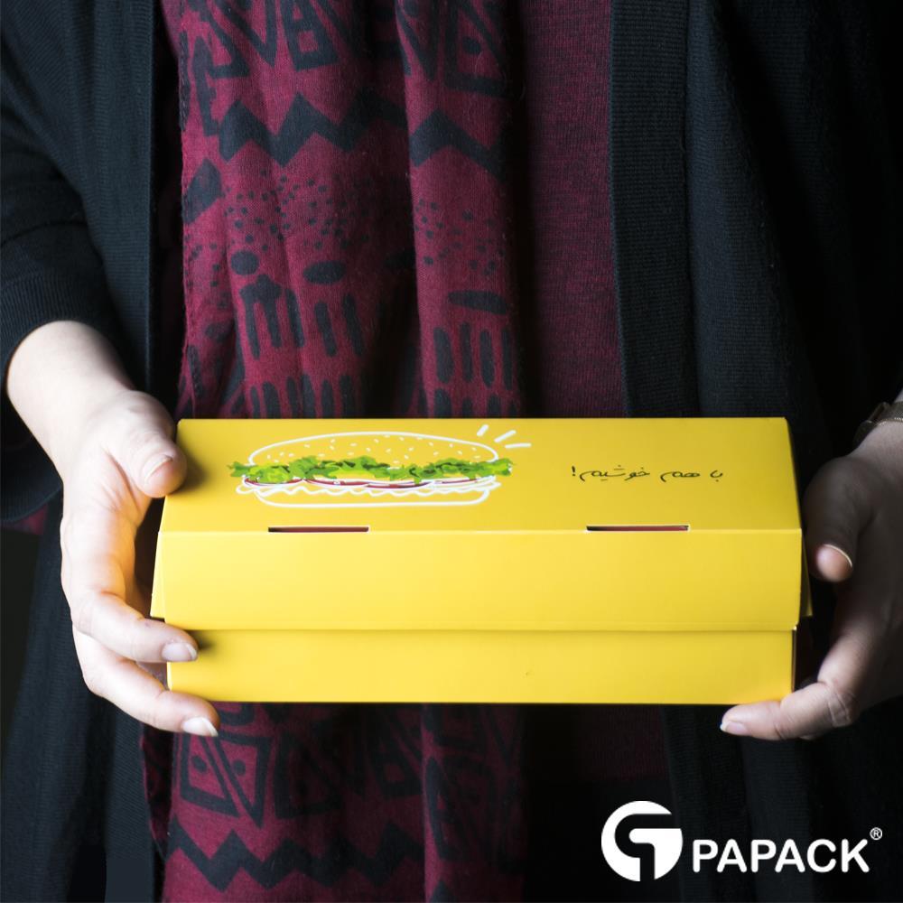 بسته بندی غذا ها